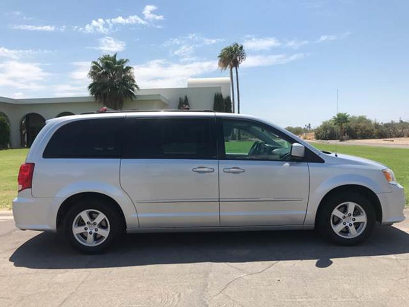 2011 Dodge Grand Caravan for sale at Tucson Used Auto Sales in Tucson AZ