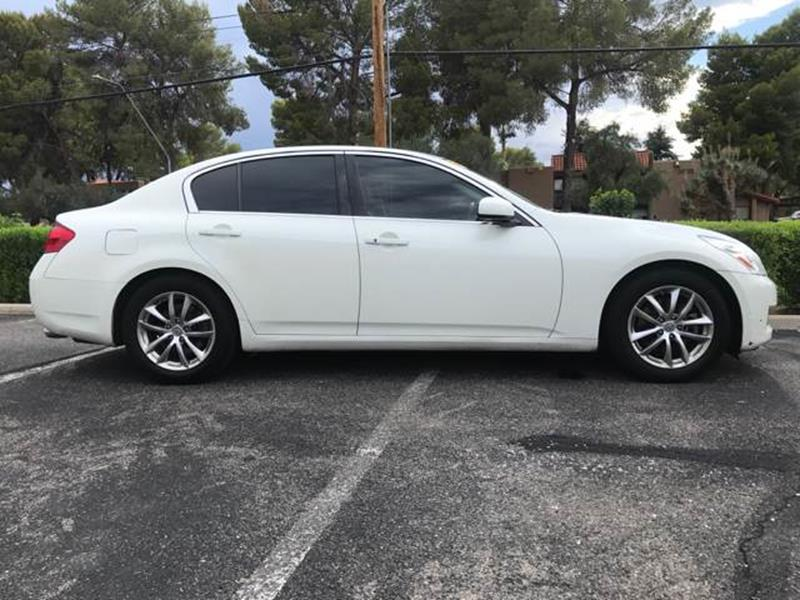 2007 Infiniti G35 for sale at Tucson Used Auto Sales in Tucson AZ