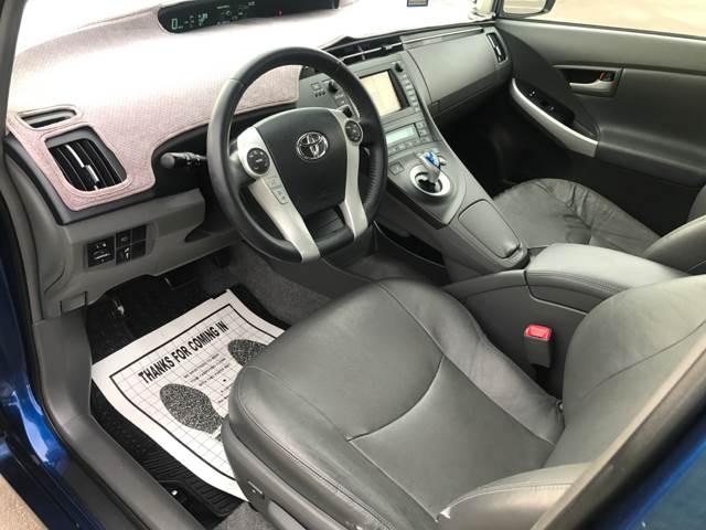 2010 Toyota Prius for sale at Tucson Used Auto Sales in Tucson AZ