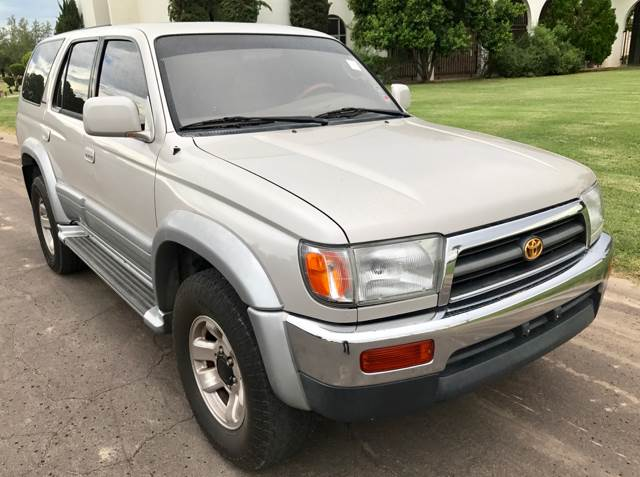 1997 Toyota 4Runner for sale at Tucson Used Auto Sales in Tucson AZ