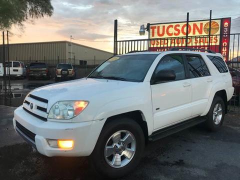 2004 Toyota 4Runner for sale in Tucson, AZ