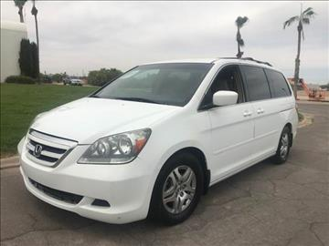 2005 Honda Odyssey for sale at Tucson Used Auto Sales in Tucson AZ