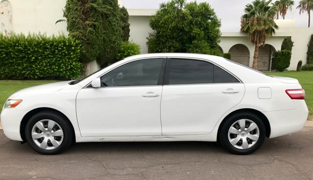 2008 Toyota Camry for sale at Tucson Used Auto Sales in Tucson AZ