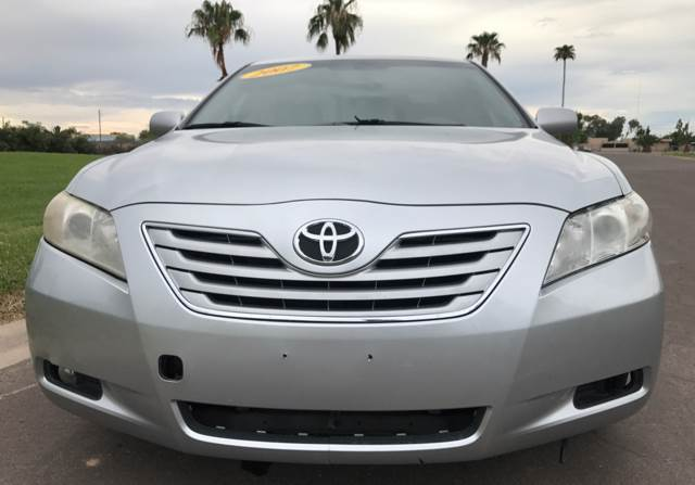 2007 Toyota Camry for sale at Tucson Used Auto Sales in Tucson AZ