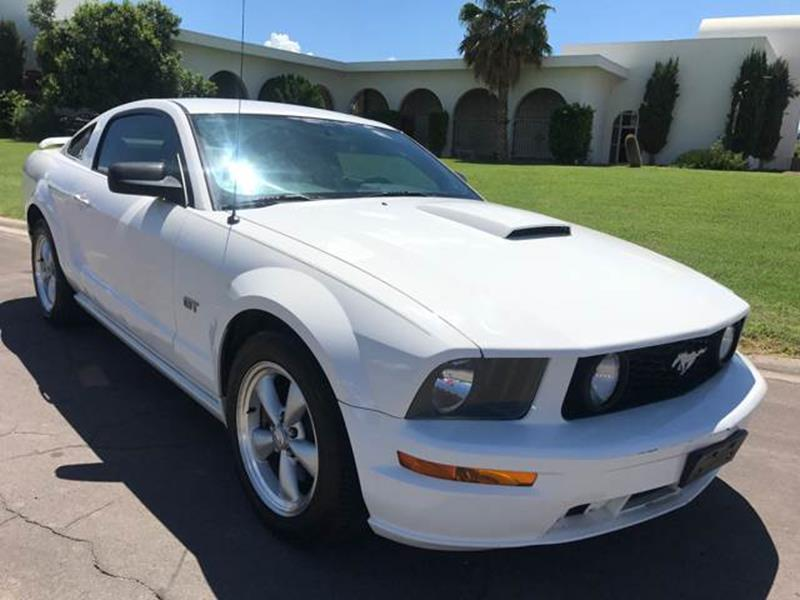 2008 Ford Mustang for sale at Tucson Used Auto Sales in Tucson AZ