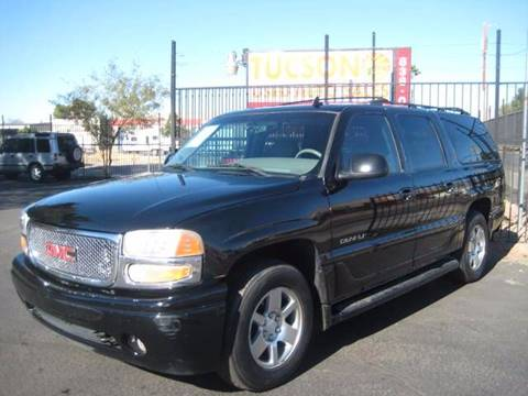 2006 GMC Yukon XL for sale at Tucson Used Auto Sales in Tucson AZ