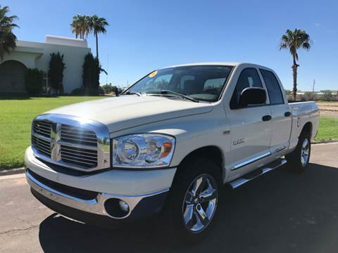 2008 Dodge Ram Pickup 1500 for sale at Tucson Used Auto Sales in Tucson AZ
