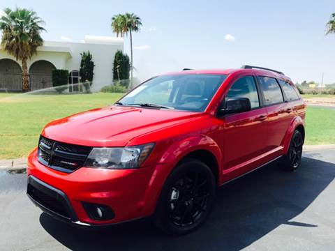 2014 Dodge Journey for sale at Tucson Used Auto Sales in Tucson AZ