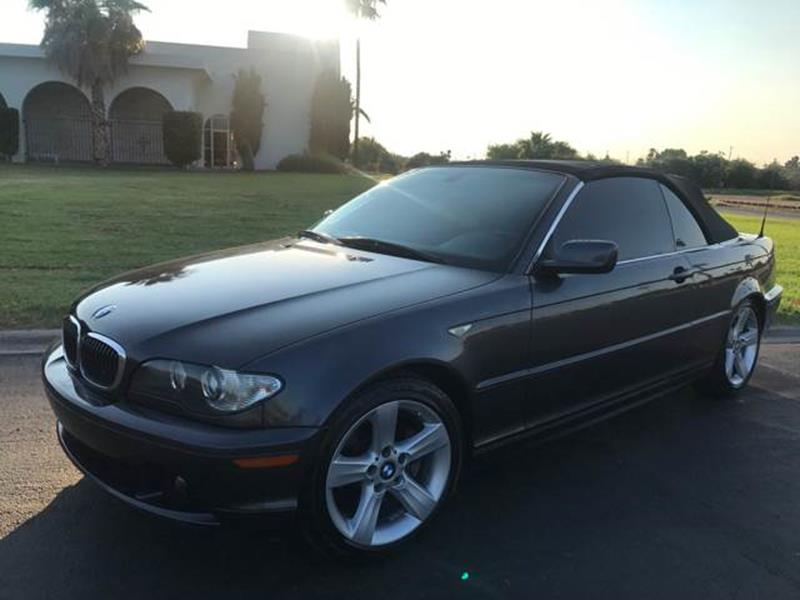 BMW 3 Series 2006 325Ci 2dr Convertible