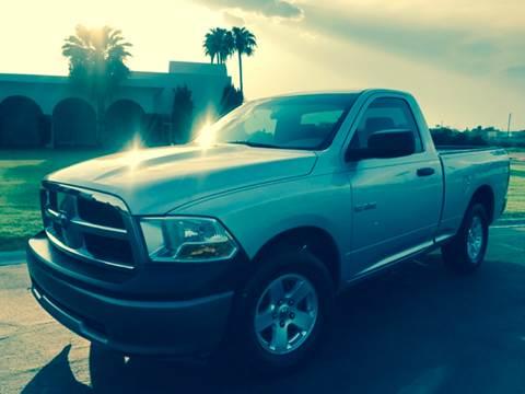 2009 Dodge Ram Pickup 1500 for sale in Tucson, AZ