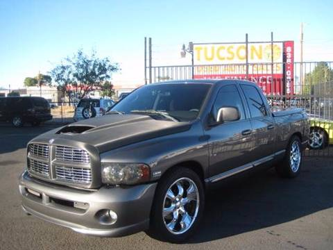 2004 Dodge Ram Pickup 1500 for sale at Tucson Used Auto Sales in Tucson AZ
