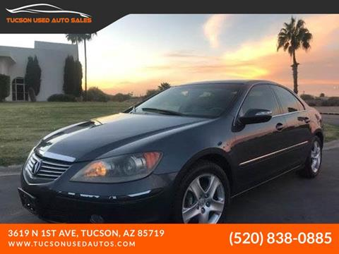 Used Acura RL For Sale In Arizona Carsforsalecom - Used acura rl