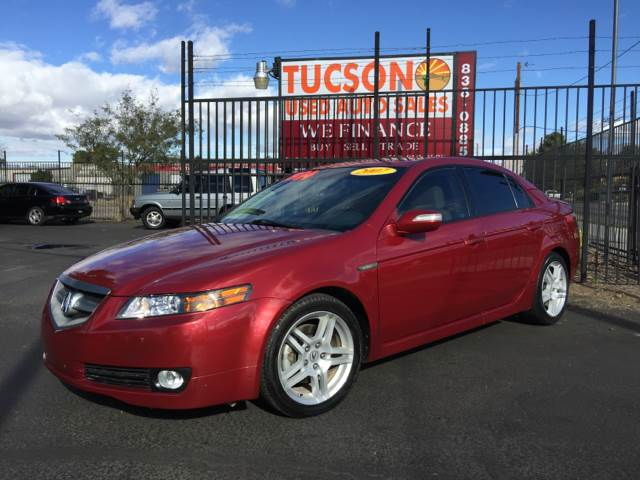 2007 Acura TL for sale at Tucson Used Auto Sales in Tucson AZ