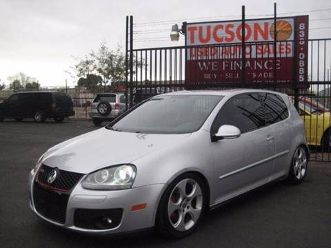 2008 Volkswagen GTI for sale at Tucson Used Auto Sales in Tucson AZ
