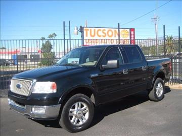 2004 Ford F-150 for sale at Tucson Used Auto Sales in Tucson AZ