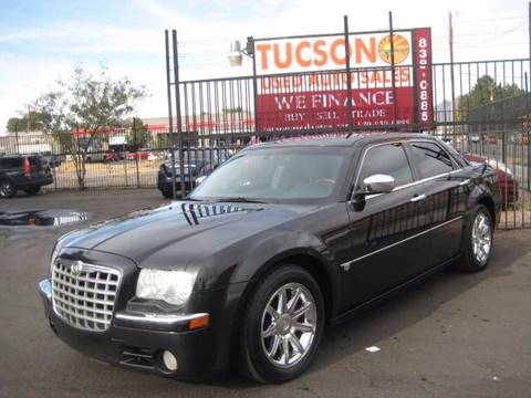2005 Chrysler 300 for sale at Tucson Used Auto Sales in Tucson AZ