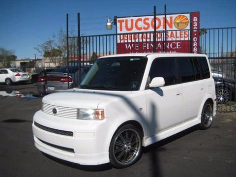 2006 Scion xB for sale at Tucson Used Auto Sales in Tucson AZ