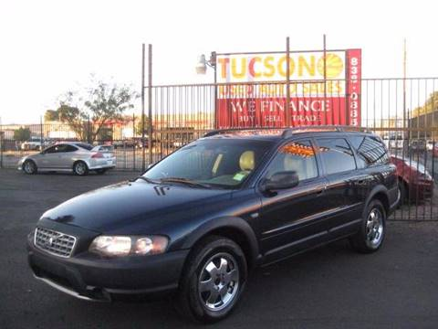 2003 Volvo XC70 for sale at Tucson Used Auto Sales in Tucson AZ