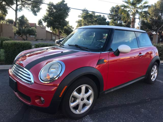 MINI Cooper 2007 Base 2dr Hatchback