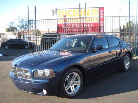 2006 Dodge Charger for sale at Tucson Used Auto Sales in Tucson AZ