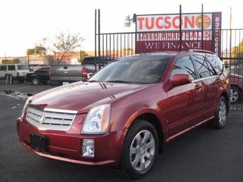 2006 Cadillac SRX for sale at Tucson Used Auto Sales in Tucson AZ