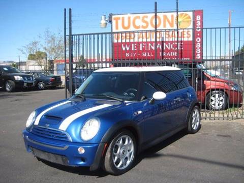 2005 MINI Cooper for sale at Tucson Used Auto Sales in Tucson AZ