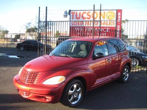 2004 Chrysler PT Cruiser for sale at Tucson Used Auto Sales in Tucson AZ