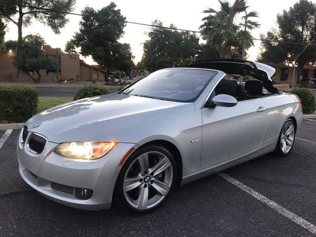 BMW 3 Series 2009 335i 2dr Convertible
