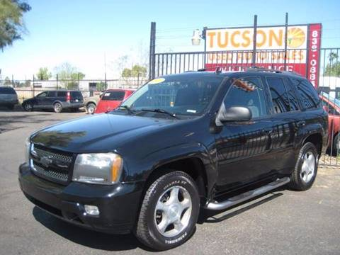 2006 Chevrolet TrailBlazer for sale at Tucson Used Auto Sales in Tucson AZ