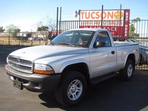 2004 Dodge Dakota for sale at Tucson Used Auto Sales in Tucson AZ