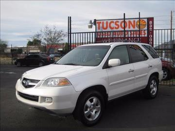 2006 Acura MDX for sale at Tucson Used Auto Sales in Tucson AZ