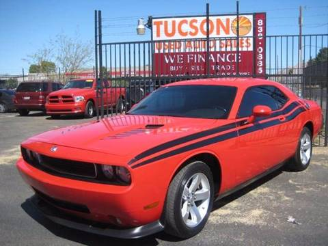 2009 Dodge Challenger for sale at Tucson Used Auto Sales in Tucson AZ