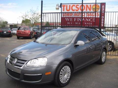 2010 Volkswagen Jetta for sale at Tucson Used Auto Sales in Tucson AZ