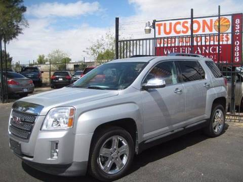 2012 GMC Terrain for sale at Tucson Used Auto Sales in Tucson AZ