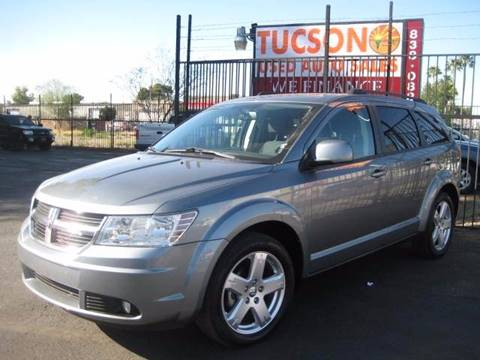 2010 Dodge Journey for sale at Tucson Used Auto Sales in Tucson AZ