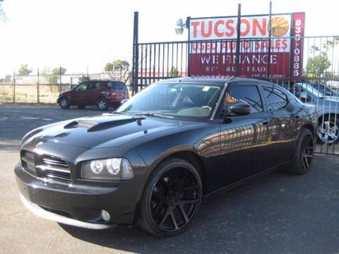 2009 Dodge Charger for sale at Tucson Used Auto Sales in Tucson AZ