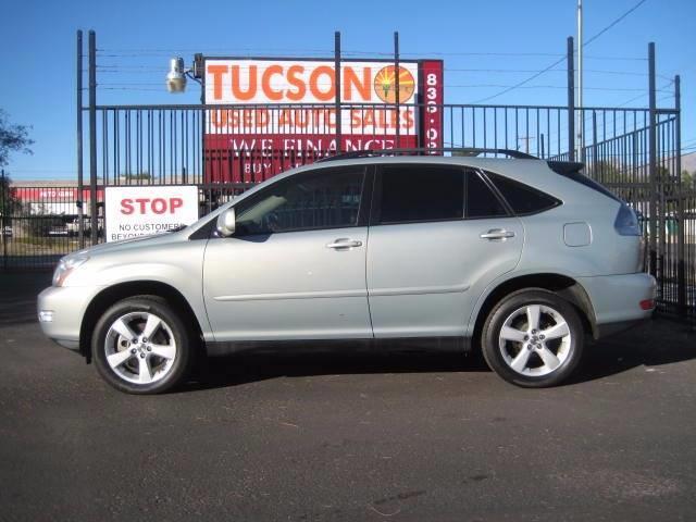 2004 Lexus RX 330 for sale at Tucson Used Auto Sales in Tucson AZ