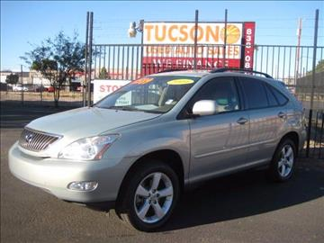 2004 Lexus RX 330 for sale at Tucson Used Auto Sales in Tucson AZ