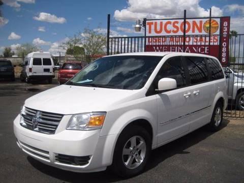 2008 Dodge Grand Caravan for sale at Tucson Used Auto Sales in Tucson AZ