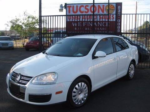 2008 Volkswagen Jetta for sale at Tucson Used Auto Sales in Tucson AZ