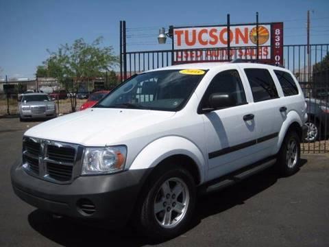2008 Dodge Durango for sale at Tucson Used Auto Sales in Tucson AZ