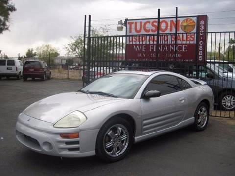 2004 Mitsubishi Eclipse for sale at Tucson Used Auto Sales in Tucson AZ