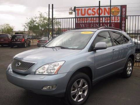 2007 Lexus RX 350 for sale at Tucson Used Auto Sales in Tucson AZ