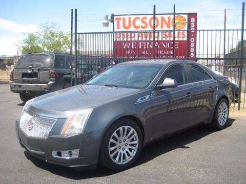 2009 Cadillac CTS for sale at Tucson Used Auto Sales in Tucson AZ