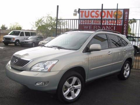 2009 Lexus RX 350 for sale at Tucson Used Auto Sales in Tucson AZ
