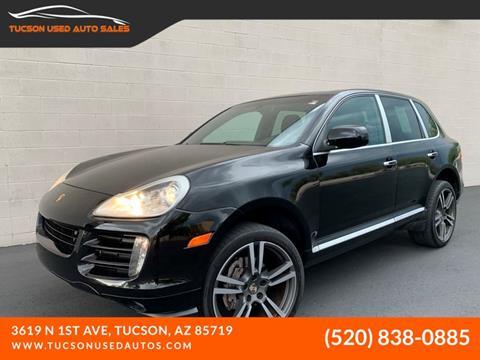2009 Porsche Cayenne For Sale In Tucson Az