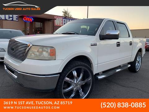2007 Ford F-150 for sale in Tucson, AZ