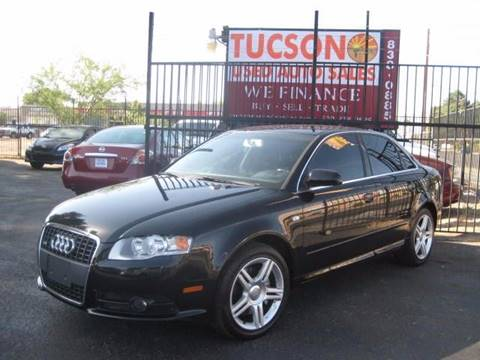 2008 Audi A4 for sale at Tucson Used Auto Sales in Tucson AZ