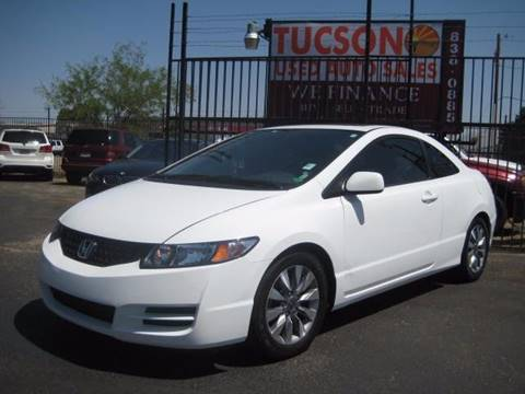 2009 Honda Civic for sale at Tucson Used Auto Sales in Tucson AZ
