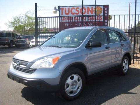 2008 Honda CR-V for sale at Tucson Used Auto Sales in Tucson AZ